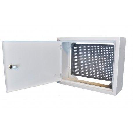 Obudowa metalowa TPR-UNI (400x300x130) blacha perforowana