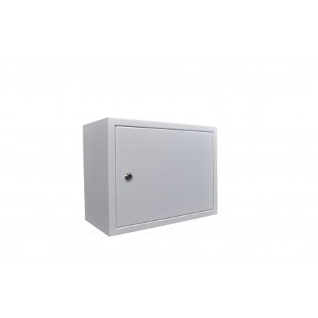 Obudowa metalowa TPR-43B/O (300x400x200) tył blacha montażowa