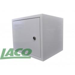 Obudowa metalowa TPR-11p+w (380x300x300) /2 półki/