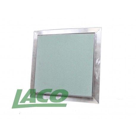 Klapa rewizyjna aluminiowa KR40P2 (400x400x25)